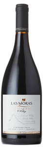 Las Moras Gran Shiraz 3 Valleys 2010, San Juan Bottle