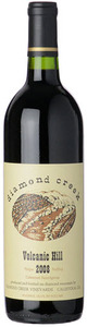 Diamond Creek Volcanic Hill Cabernet Sauvignon 2008, Napa Valley Bottle