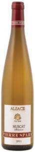 Pierre Sparr Réserve Muscat 2011, Ac Alsace Bottle