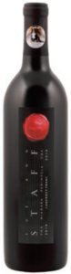 Sue Ann Staff Cabernet Franc 2010, VQA Ontario Bottle