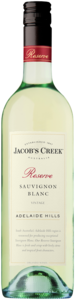 Jacob's Creek Reserve Adelaide Hills Sauvignon Blanc 2013, Adelaide Hills Bottle