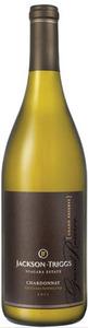 Jackson Triggs Grand Reserve Chardonnay 2012, Niagara On The Lake Bottle