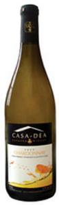 Casa Dea Chardonnay Unoaked 2009 Bottle