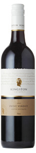 Kingston Estate Petit Verdot 2010 Bottle