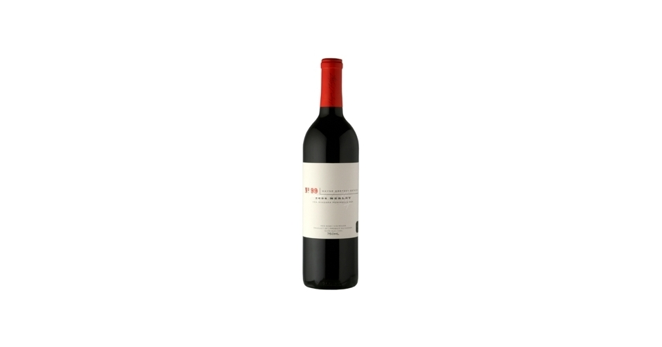 Wayne Gretzky Estates Merlot 2012 Expert Wine Ratings And Wine Reviews By Winealign