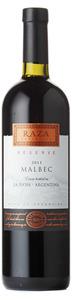 Raza Reserve Malbec 2011, La Rioja Bottle