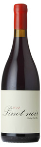 Lemberg Estate Pinot Noir 2012 Bottle