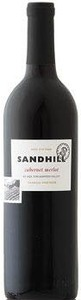 Sandhill Cabernet Merlot Vanessa Vineyard 2011, Similkameen Valley Bottle