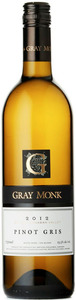 Gray Monk Pinot Gris 2012, BC VQA Okanagan Valley Bottle