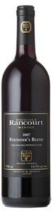 Vignoble Rancourt Founder's Blend 2007, VQA Niagara Peninsula Bottle