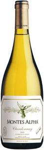 Montes Alpha Chardonnay 2012, Casablanca Valley Bottle