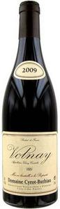 Domaine Cyrot Buthiau Volnay 2011, Ac Bottle