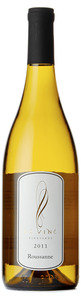 De Vine Vineyards Roussanne 2011, Okanagan Valley Bottle