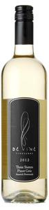 De Vine Vineyards Three Sisters Pinot Gris 2012, Vancouver Island Bottle