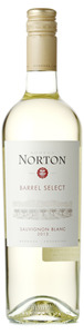 Norton Barrel Select Sauvignon Blanc 2013, Mendoza Bottle