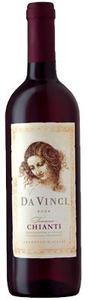 Da Vinci Chianti 2010, Tuscany Bottle