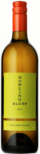 Howling Bluff Sauvignon Blanc 2012, BC VQA Okanagan Valley Bottle