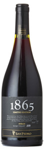 San Pedro 1865 Limited Edition Syrah 2010, Elqui Valley Bottle