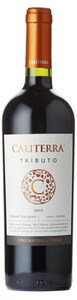 Caliterra Tributo Cabernet Sauvignon Single Vineyard 2011, Valle Del Colchagua Bottle