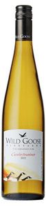 Wild Goose Gewurztraminer 2012, BC VQA Okanagan Valley Bottle