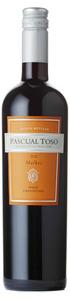 Pascual Toso Malbec 2012, Mendoza Bottle
