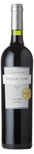 Pascual Toso Malbec Limited Edition 2011 Bottle