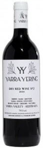 Yarra Yering Red Blend Nº 3 2011, Yarra Valley Bottle