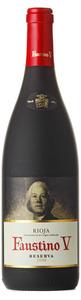 Faustino V Reserva 2006, Doca Rioja Bottle