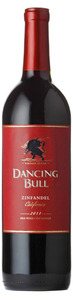 Dancing Bull Zinfandel 2011, California Bottle