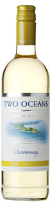 Two Oceans Chardonnay 2012, Western Cape Bottle