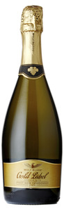 Wolf Blass Gold Label Sparkling 2008, Adelaide Hills, South Australia Bottle