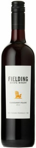 Fielding Estate Cabernet Franc 2011, VQA Niagara Peninsula Bottle
