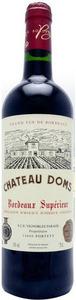 Château Doms 2010, Ac Graves Bottle