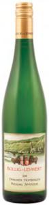 Bollig Lehnert Dhroner Hofberger Riesling Spätlese 2011, Prädikatswein Bottle