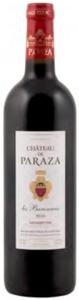 Chateau De Paraza Les Baronnies Minervois 2010, Ac Minervois Bottle