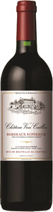 Château Vrai Caillou 2010, Ac Bordeaux Supérieur Bottle