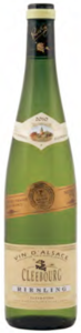 Cleebourg Riesling 2010, Ac Alsace Bottle