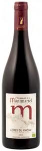 Domaine Montmartel Côtes Du Rhône 2011, Ac Côtes Du Rhône Bottle