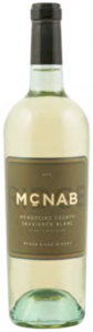 Mcnab Ridge Sauvignon Blanc 2012, Mendocino County Bottle