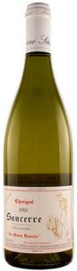 Thomas Labaille Chavignol Les Monts Damnés Sancerre 2012 Bottle