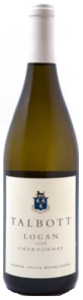Talbott Logan Sleepy Hollow Vineyard Chardonnay 2011, Santa Lucia Highlands, Monterey County Bottle