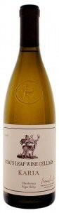 Stag's Leap Wine Cellars Karia Chardonnay 2011, Napa Valley Bottle