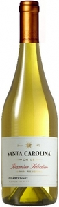 Santa Carolina Gran Reserva Chardonnay 2010, Casablanca Valley Bottle