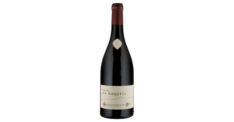 Domaine La Roqu 233 Te Ch 226 Teauneuf Du Pape 2010 Expert Wine
