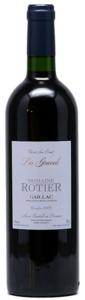 Domaine Rotier Les Gravels 2010, Ac Gaillac Bottle