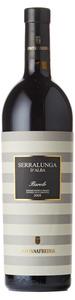 Fontanafredda Serralunga D'alba Barolo 2009 Bottle