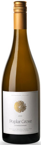 Poplar Grove Viognier 2011, Okanagan Valley Bottle