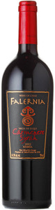 Falernia Carmenere Syrah 2012, Elqui Valley Bottle