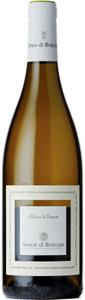 Simon Di Brazzan Blanc Di Simon 2011 Bottle