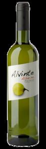 Alvinte Albariño 2011 Bottle